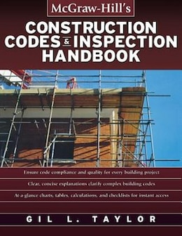 Book Construction Codes & Inspection Handbook by Gil Taylor