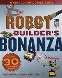 Book Robot Builder's Bonanza, Third Edition by Gordon McComb