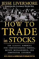Book How to Trade In Stocks by Jesse Livermore