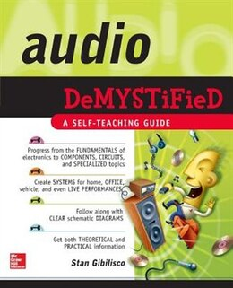 Book Audio Demystified by Stan Gibilisco
