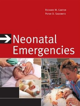 Book Neonatal Emergencies by Richard Cantor