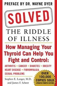 Book Solved: The Riddle of Illness: The Riddle of Illness by Stephen Langer