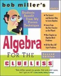 Book Bob Miller's Algebra for the Clueless, 2nd edition by Bob Miller