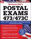 Book McGraw-Hill's Postal Exams 473/473C by Mark Alan Stewart