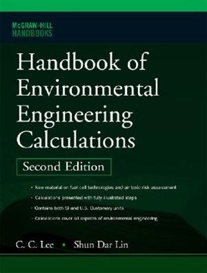 Handbook of Environmental Engineering Calculations 2nd Ed. by C. C. Lee