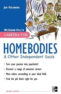 Book Careers for Homebodies & Other Independent Souls by Jan Goldberg