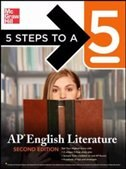 Book 5 Steps to a 5: AP English Literature, Second Edition by Estelle Rankin