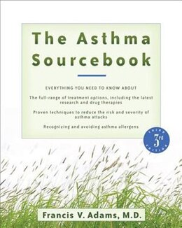 Book The Asthma Sourcebook by Francis Adams