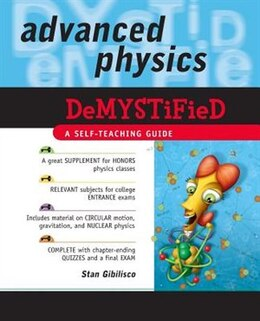 Book Advanced Physics Demystified by Stan Gibilisco