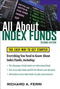 Book All About Index Funds: The Easy Way to Get Started by Richard Ferri