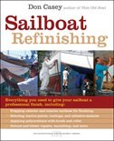 Sailboat Refinishing by Don Casey