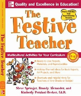 Book The Festive Teacher: Multicultural Activities for Your Curriculum by Steve Springer