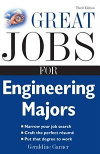 Book Great Jobs for Engineering Majors by Geraldine Garner