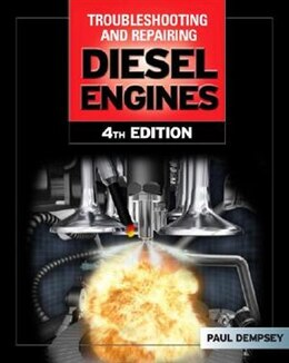 Book Troubleshooting and Repair of Diesel Engines by Paul Dempsey