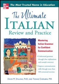 Book The Ultimate Italian Review and Practice by David Stillman
