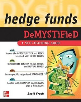 Book Hedge Funds Demystified by Scott Frush