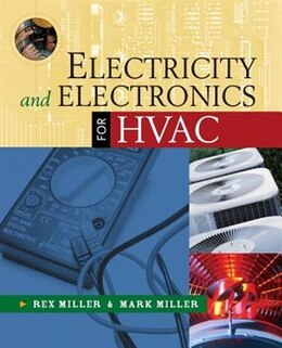 Book Electricity and Electronics for HVAC by Rex Miller