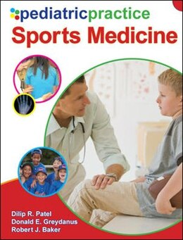 Book Pediatric Practice Sports Medicine: Sports Medicine by DILIP PATEL