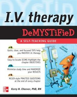 Book IV Therapy Demystified: A Self-Teaching Guide by Kerry Cheever
