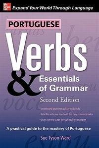 Book Portuguese Verbs & Essentials of Grammar 2E. by Sue Tyson-Ward