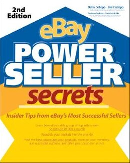 Book eBay PowerSeller Secrets, 2E by Brad Schepp