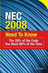 NEC® 2008 Need to Know