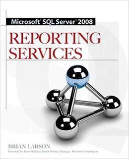 Book Microsoft SQL Server 2008 Reporting Services by Brian Larson