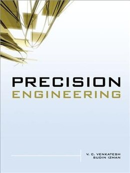 Book Precision Engineering by V. C. Venkatesh