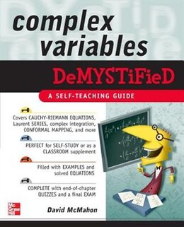 Book Complex Variables Demystified by David McMahon
