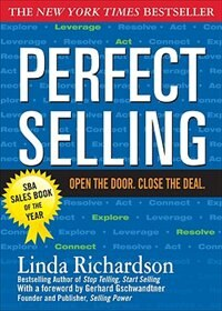 Book Perfect Selling by Linda Richardson