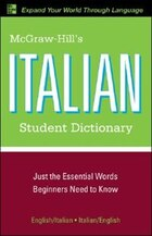 McGraw-Hill's Italian Student Dictionary