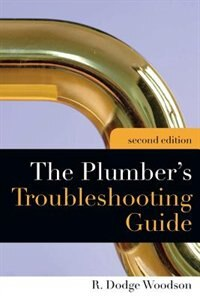 Book Plumber's Troubleshooting Guide, 2e by R. Woodson