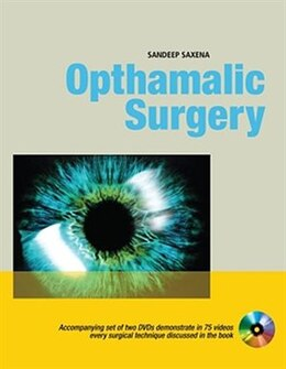 Book Ophthalmic Surgery by Sandeep Saxena