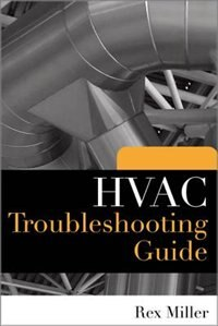 Book HVAC Troubleshooting Guide by Rex Miller