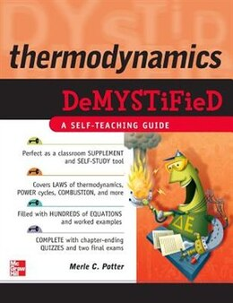 Book Thermodynamics DeMYSTiFied by Merle Potter