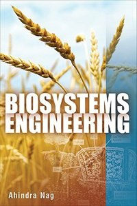 Book Biosystems Engineering by Ahindra Nag