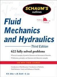 Schaum's Outline of Fluid Mechanics and Hydraulics, 3ed