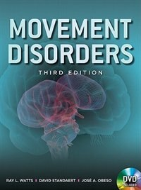 Book Movement Disorders, Third Edition by Ray L. Watts