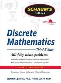 Schaum's Outline of Discrete Mathematics, Revised Third Edition by Seymour Lipschutz