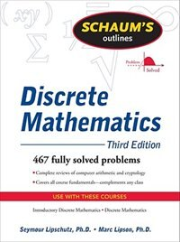 Book Schaum's Outline of Discrete Mathematics, Revised Third Edition by Seymour Lipschutz