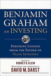 Book Benjamin Graham on Investing: Enduring Lessons from the Father of Value Investing: Enduring Lessons… by Benjamin Graham