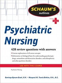 Book Schaum's Outline of Psychiatric Nursing by Daminga Bynum-Grant