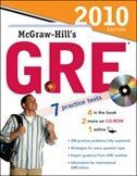 Book McGraw-Hill's GRE with CD-ROM, 2010 Edition by Steven Dulan