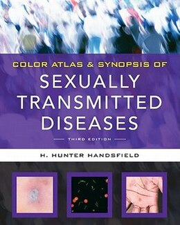 Book Color Atlas & Synopsis of Sexually Transmitted Diseases, Third Edition by Hunter Handsfield