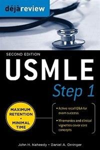 Book Deja Review Usmle Step 1, Second Edition by John Naheedy