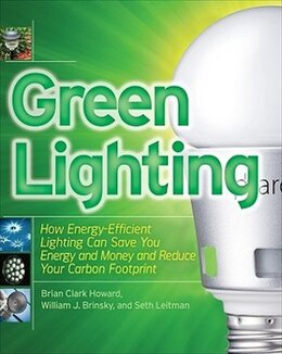 Book Green Lighting by Brian Howard