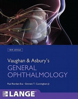 Book Vaughan & Asbury's General Ophthalmology, 18th Edition by Paul Riordan-Eva
