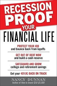 Book Recession-Proof Your Financial Life by Nancy Dunnan