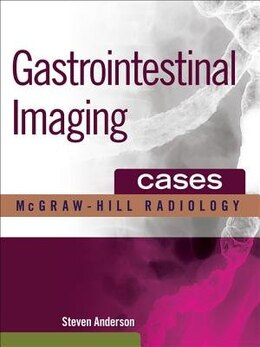 Book Gastrointestinal Imaging Cases by Stephen Anderson