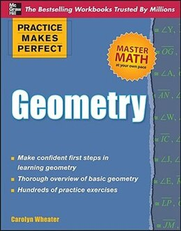 Book Practice Makes Perfect Geometry by Carolyn Wheater
